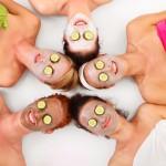 Amazing Spa party 5 ladies