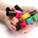 Amazing Spa pics nail polish w hands